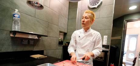 Japanse kok beloond met drie Michelinsterren voor Frans restaurant