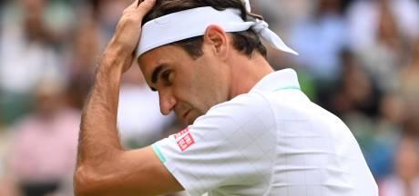 Un monument tombe à Wimbledon: Federer balayé en trois sets par Hurkacz en quarts de finale