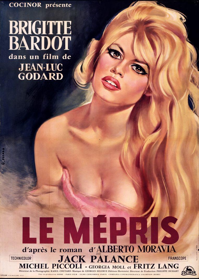 Le Mépris, 1963. Beeld EYE film museum