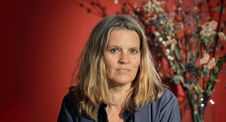 Schrijver Marijke Schermer
