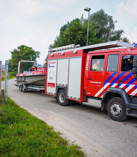 Lichaam gevonden in de IJssel tussen Arnhem en Westervoort