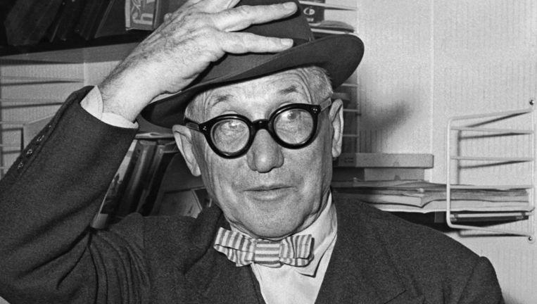 Le Corbusier. Beeld © Rogi André