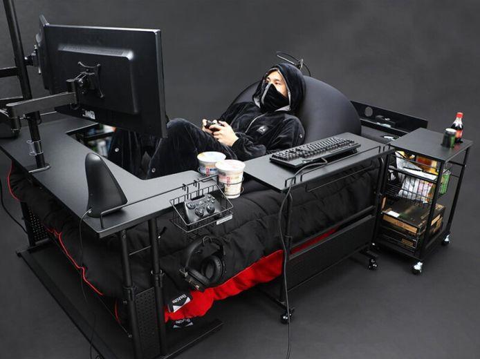 Het perfecte gamestation