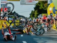 Maatregelen vanwege horrorcrash Jakobsen: streep door sprint