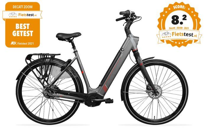 Decatt Zoom E-Bike