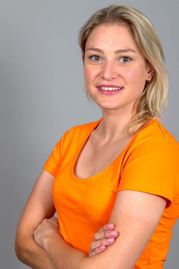 Roxane Knetemann.