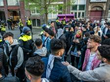 Burgemeester Sharon Dijksma: Aangehouden demonstranten weigerden vrijwillig te vertrekken