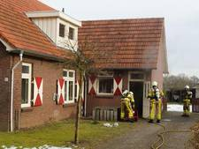 Brandweer rukt uit voor keukenbrand in Westendorp