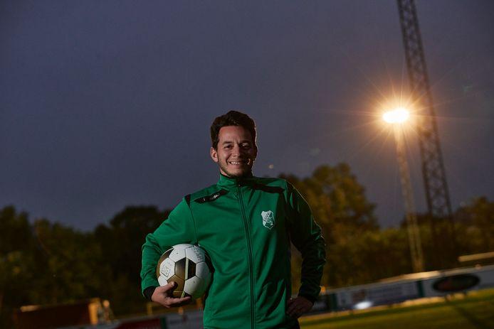 Biense Klein Braskamp komt vanaf dit seizoen met EGVV uit in de zaterdagcompetitie.