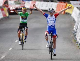 Roglic haalt na ferm nummer eindzege in Ronde van het Baskenland binnen, Gaudu wint slotrit