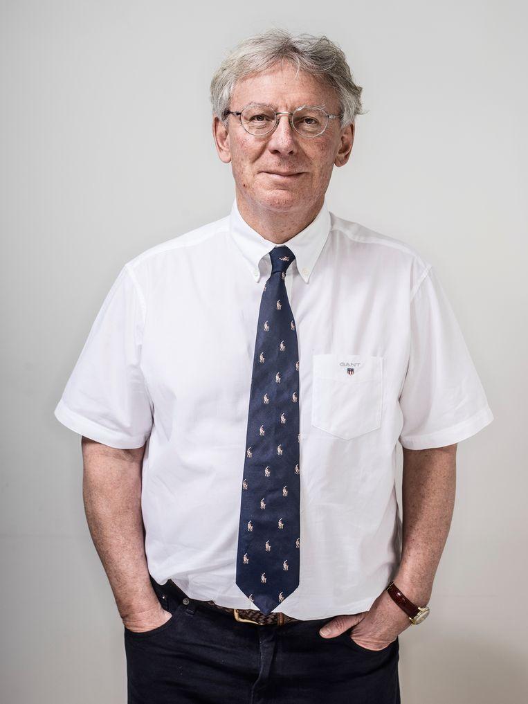 Michel Ferrari. Beeld Adrie Mouthaan