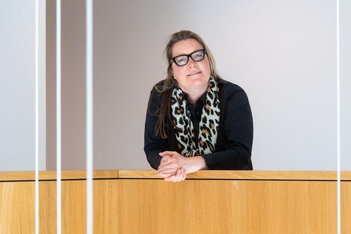 Martine Pilaar neemt afscheid als woordvoerder Openbaar Ministerie.