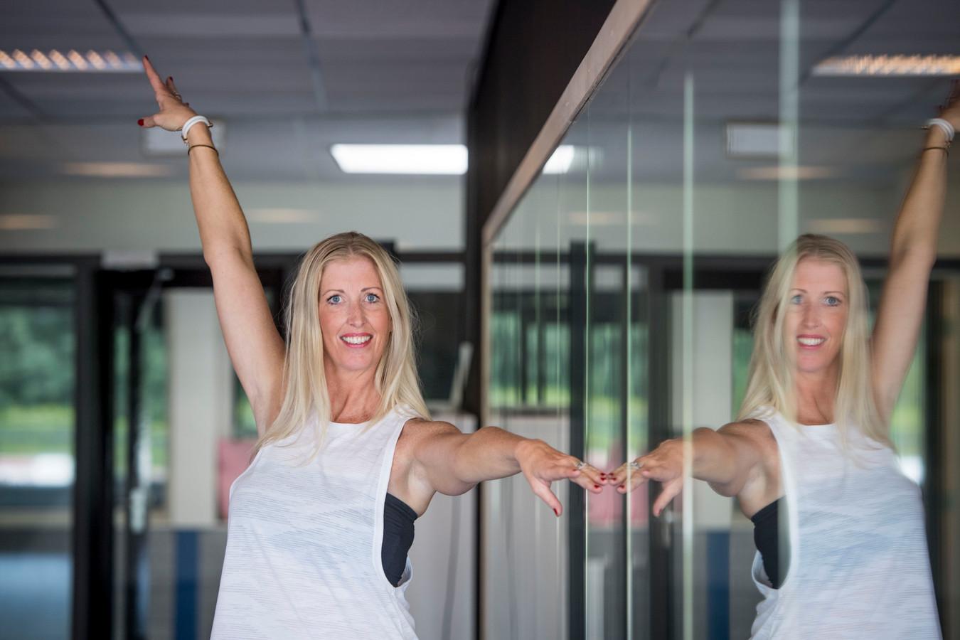 Janien Schipdam begint een nieuwe dansschool in Wierden.