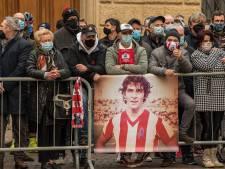 Duizenden fans bewijzen WK'82-held Rossi laatste eer