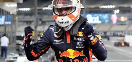 Uitzinnige Verstappen troeft met gouden laatste ronde Mercedes af voor pole