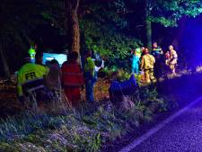 Oorzaak ongeluk waarbij Gennepenaar (24) omkwam onderzocht, bijrijder (21) 'leek niet zwaargewond'