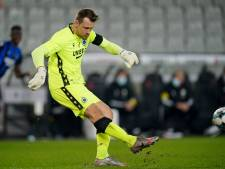 Annoncé positif à la Covid, Mignolet sera bien présent contre le Dynamo Kiev