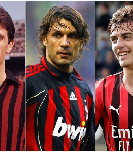 'Maldinasty' bij Milan: na Cesare en Paolo scoort ook Daniel in het rood-zwart