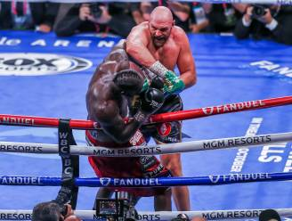 """Tyson Fury slaat Deontay Wilder knock-out en behoudt WBC-titel: """"Heb altijd gezegd dat ik de beste bokser ter wereld ben"""""""