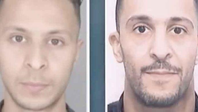 Salah en Brahim Abdeslam.