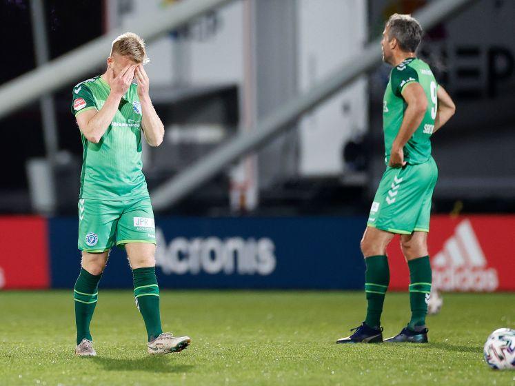 Samenvatting: Jong Ajax - De Graafschap