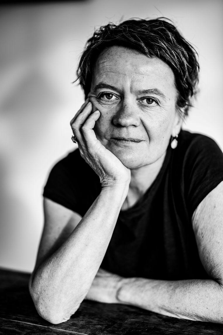 Yolanda Entius: 'Ik vind het in dit soort zaken best goed om de nuance overeind te houden.' Beeld Bart Grietens