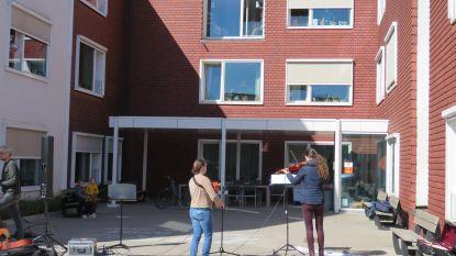 Amate Galli concerteert voor bewoners WZC De Hovenier