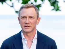 Straten van Londen decor van opnames nieuwe James Bond-film