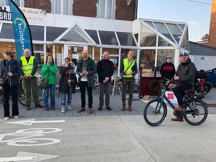 Acties van de fietsersbond