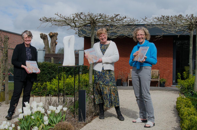 Katrien Windey, Françoise Buylen en Ingrid Avet.