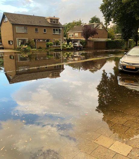 Aanleg van twee stuwen maakt voorgoed eind aan wateroverlast in Wierden-Oost