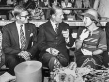 Prins Philip was vaste gast in Apeldoorn. 'Hij logeerde bij ons', vertelt Pieter van Vollenhoven