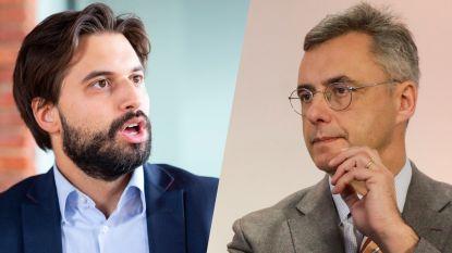 LIVE. Informateurs Coens en Bouchez geven persconferentie