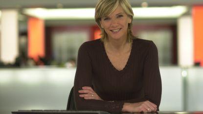 Lynn Wesenbeek zette ooit heel VTM in het donker