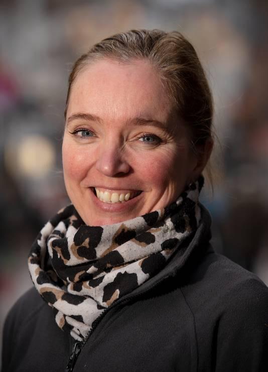 Yvette van Weert.