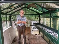 Het kweken van orchideeën viel niet mee in de kas van Jan: 'De zomers zijn te warm en de winters te koud'