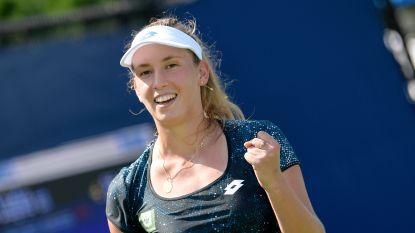 Elise Mertens vlot voorbij Estse Kontaveit op WTA Elite Trophy