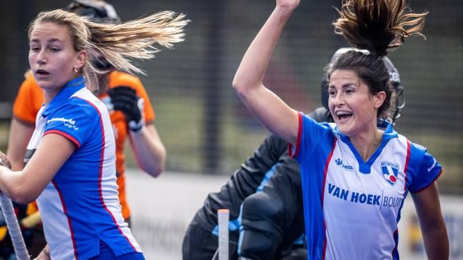 Na twee dikke nederlagen herpakken dames HC Zwolle zich met zege