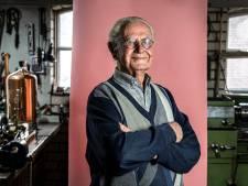 Bertus (95) ontsnapte aan de oorlog en trouwde met de huishoudster
