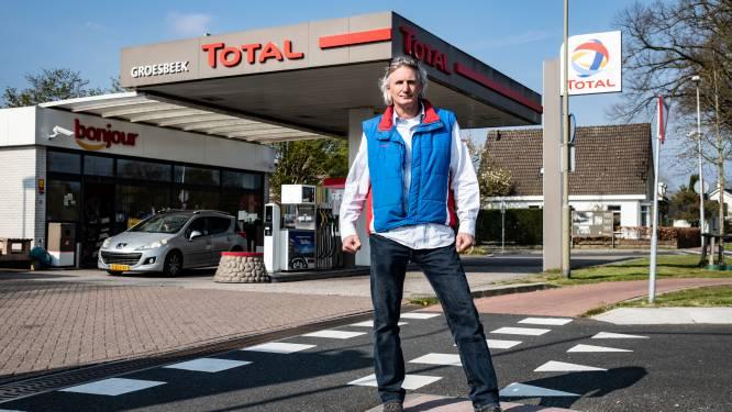 Tankstation in Groesbeek dicht, pomphouder moet buigen voor Total Nederland