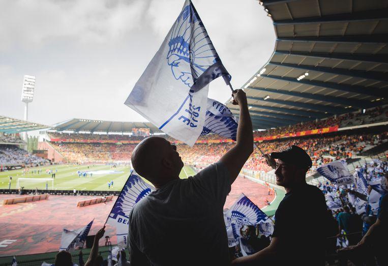 Sfeer in het stadion