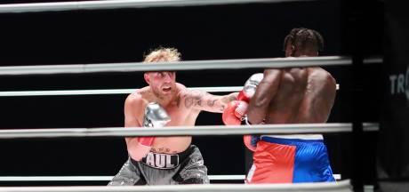 YouTuber Jake Paul stemt in met bokswedstrijd tegen voormalig UFC-kampioen Woodley
