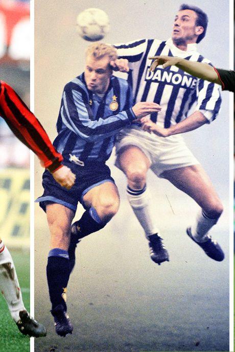 Van San Marco tot Luc, de voorgangers van Lammers in de Serie A