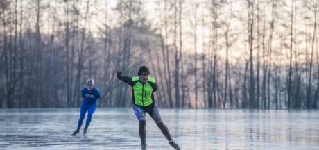 Vorst en sneeuw: kunnen we nu wel of niet schaatsen op natuurijs in Brabant?