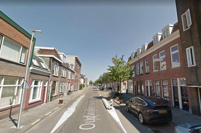 Oudwijkerdwarsstraat in Utrecht gaat een jaar op slot voor gemotoriseerd verkeer vanwege een ingrijpende herinrichting.