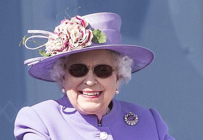 De Britse Queen Elizabeth II in 2018.
