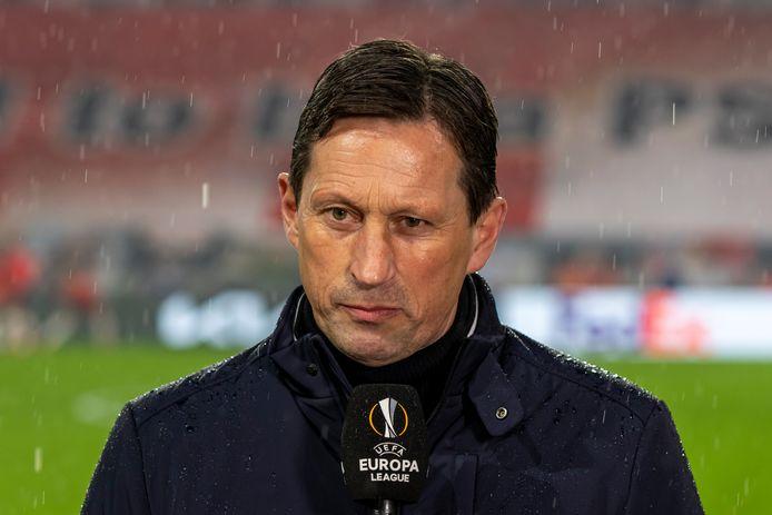 PSV-coach Roger Schmidt.