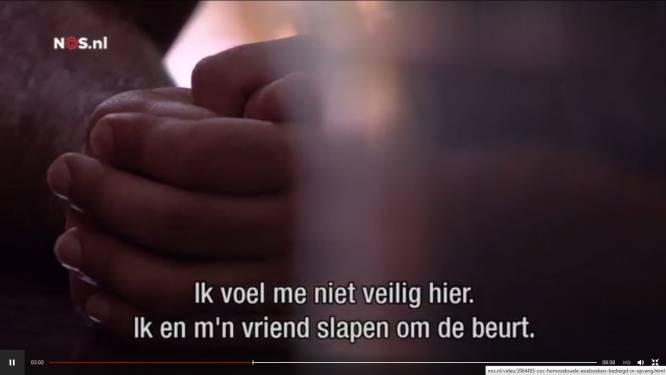 Medeasielzoekers belagen homo na tv-getuigenis