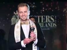 Kevin Nikolov uit Zaltbommel grijpt net naast titel 'Mooiste man van Nederland'