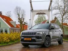 Test: inhaalslag voor de Jeep Compass. Ook als plug-inhybride interessant